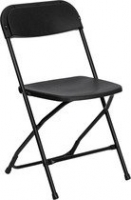 black-chrome-fold-up-chair