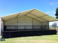 Staging Hire for Events Melbourne