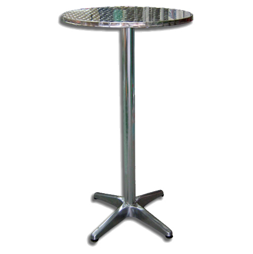 60cm Round Bar Table